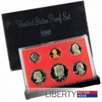 Buy cheap 1980 Proof Set - Uncirculated from wholesalers