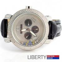 Buy cheap Jo Jino Men's Diamond Watch from wholesalers