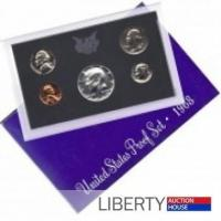 Buy cheap 1968 Proof Set - Uncirculated from wholesalers