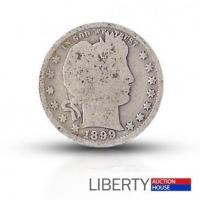 Buy cheap 1899 Barber Quarter from wholesalers
