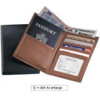Best Passport Wallet Leather Cover ID Holder Cases wholesale