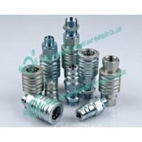 Wholesale Push and Pull Type Hydraulic Coupling(Steel) from china suppliers
