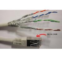 Wholesale Lan Cable :CAT7 SSTP LanCalbe-005 from china suppliers
