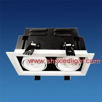 Quality 6*1W LED Ceiling Light for sale