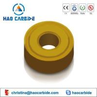 RNMG cemented carbide turning insert from China