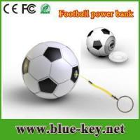 Football power bank for 2014 world cup 2000mah power supply mobile battery charger