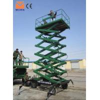 Wholesale Trailing scissor lift platform from china suppliers