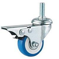 Wholesale 02-Grey PVC/Rubber caster from china suppliers