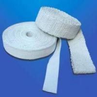 Wholesale Ceramic fiber tape with fiber glass reinforced from china suppliers