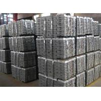 Wholesale Zinc ingots from china suppliers
