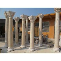 Wholesale Column Marble column from china suppliers
