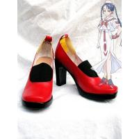 Wholesale Aria Cosplay Red Aika S.Granzchesta Cosplay Boots from china suppliers
