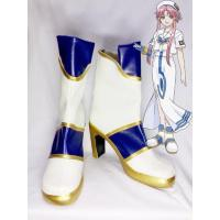 Wholesale ARIA The Animation Cosplay Akari Mizunashi Cosplay Boots from china suppliers