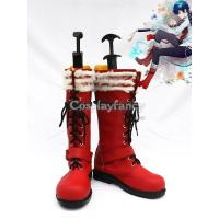 Wholesale Ao no Exorcist Cosplay Rin Okumura Cosplay Boots from china suppliers