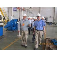 China President of BGP Visited Us on sale