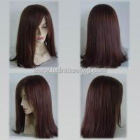 Wholesale Mono Top Wig undetectable hair wigs from china suppliers