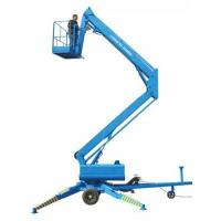 Wholesale Pull-typ earm-folding lifting platform from china suppliers