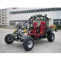 Wholesale Red 250cc Racing Gokart Buggy For Adult , 2 Seat Dune Buggy KD 250GKA-2Z from china suppliers