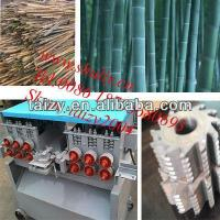 bamboo slicing machine in good quality