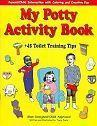Wholesale TracyTrends My Potty Activity Book from china suppliers