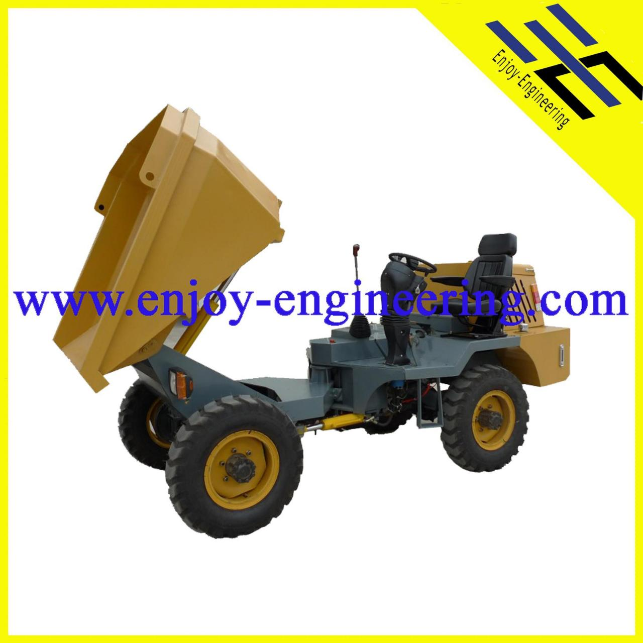 Wholesale MINING MACHINE Site dumper SD20-A from china suppliers