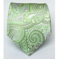 Wholesale 100% Silk Woven Apple Paisley Tie from china suppliers