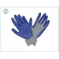 China Unbreathed Abrasion Resistance Protective Hand Gloves For Automotive Manufacturing for sale