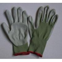 China Smooth Finished Puncture Resistance Protective Hand Gloves For Refuse Collection for sale