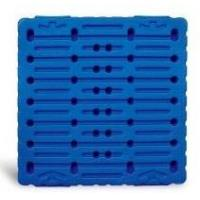 Wholesale 2、High Strength Hollow Blow-molding Plastic Pallet P1414 from china suppliers