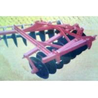 China Mounted Disc Harrow on sale