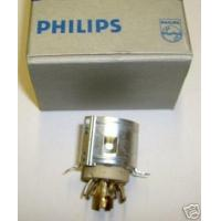 Wholesale B8A Philips Ceramic Rimlock 8 Pin Tube Socket from china suppliers