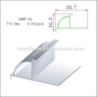 Wholesale Aluminum flooring profile & Tile trim Product No:hbmf-04 from china suppliers