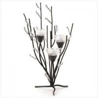 Wholesale CRYSTAL TREE TEALIGHT HOLDER from china suppliers