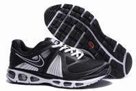 Wholesale Mens Nike Air Max Tailwind + 2010 Flywire Mesh (black /white) from china suppliers