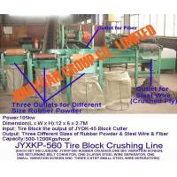 Wholesale Tire Recycling Machinery from china suppliers