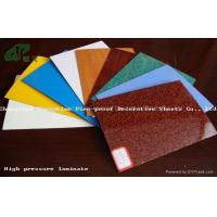 Wholesale HPL(High pressure laminate) from china suppliers