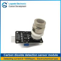 Wholesale Temperature detection module, serial output from china suppliers
