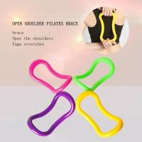 Wholesale Wholesale Exercise Yoga Pilates Ring Fitness Circle For Stretch, Massage, Workout from china suppliers