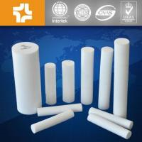 Buy cheap PTFE Products Recycled materials Plastic PTFE teflon rod / bar from wholesalers