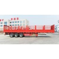 Buy cheap WSF9400 Stake Side Wall Cargo Semi Trailer from wholesalers
