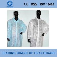 Buy cheap Lab Coat With Button Closure Item No.: 1.1.3.5.1 from wholesalers