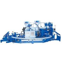China Two color PVC boot injection machine on sale