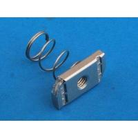 Buy cheap Nut SS Spring Nut from wholesalers