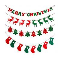 Buy cheap Felt Banners for Festival Decoration from wholesalers