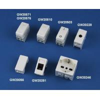 China 2014 Electrical Materials GW SERIES Wall Plate Switch & Socket on sale