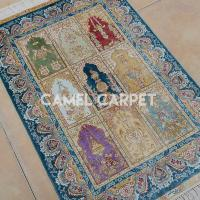 Wholesale K1169A Handmade Isfahan Oriental Rugs from china suppliers