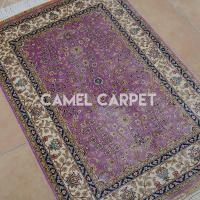Wholesale K1167A Kashmir Silk on Silk Carpets from china suppliers
