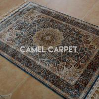 Buy cheap GA1524A Handmade Silk Bedroom Rugs for Kids from wholesalers