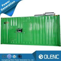 Wholesale Cummins Generators (18kW- 2660kW) 1000kW Cunmmins Container Power Plant from china suppliers