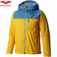 Buy cheap Lightweight Mens Softshell Jacket with Detachable Hood from wholesalers